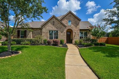 Richmond Single Family Home For Sale: 17402 Hanoverian Drive
