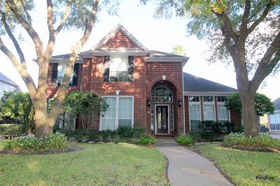 Sugar Land Single Family Home For Sale: 811 Lakespur Drive