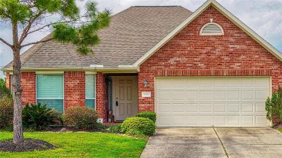 Rosenberg Single Family Home For Sale: 614 Dovecoft Lane