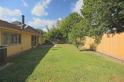 Houston Single Family Home For Sale: 11314 Milners Point Drive
