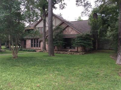 The Woodlands Single Family Home For Sale: 48 S Doe Run Drive