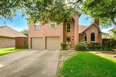 League City Single Family Home For Sale: 1346 Deer Ridge Drive
