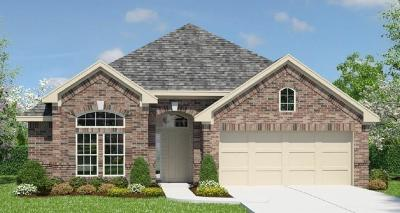 Katy Single Family Home For Sale: 3927 Palmer Meadow