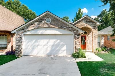 Conroe Single Family Home For Sale: 1107 Northchase Court