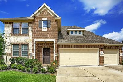 Pearland Single Family Home For Sale: 4209 Orchard Court