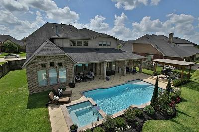Fulshear Single Family Home For Sale: 5810 Stern Springs