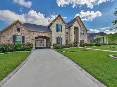Katy Single Family Home For Sale: 28306 S Firethorne Road