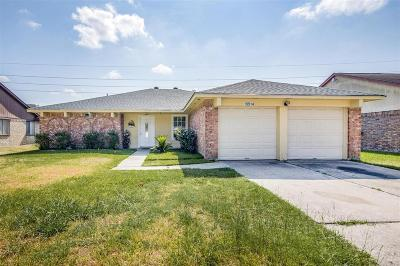 Humble Single Family Home For Sale: 19914 Bridgedale Lane