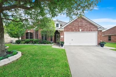 League City Single Family Home For Sale: 540 Green Cedar Drive