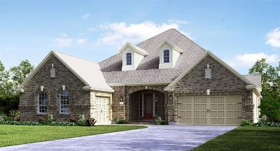 Cypress TX Single Family Home For Sale: $459,000