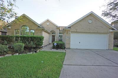 Katy TX Single Family Home For Sale: $263,900