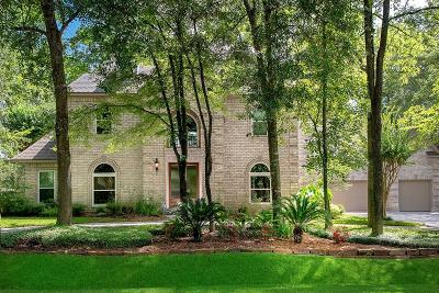 The Woodlands Single Family Home For Sale: 58 N Skyflower Court