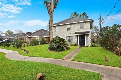 Houston Single Family Home For Sale: 7302 Anzac Street