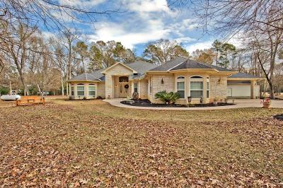 Huffman Single Family Home For Sale: 703 Valley Commons Drive