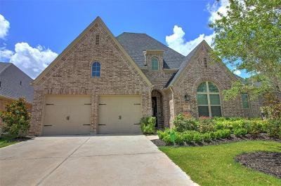 Fulshear Single Family Home For Sale: 28122 Twin Knolls