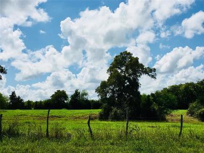Colorado County Farm & Ranch For Sale: Fm 2434