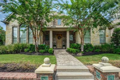 Katy Single Family Home For Sale: 27046 Downing Park Boulevard