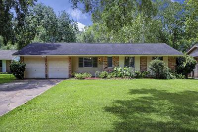 Houston Single Family Home For Sale: 1906 Wavecrest Lane