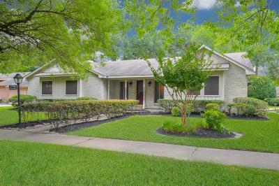 Single Family Home For Sale: 7718 Brush Wood Drive