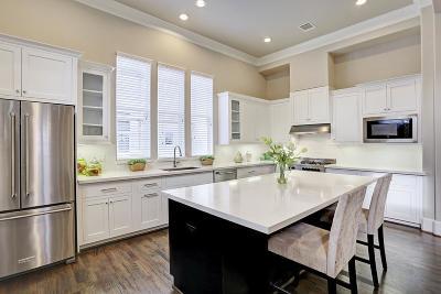 Houston Single Family Home For Sale: 1009 St Charles Street