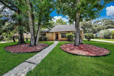 Houston Single Family Home For Sale: 3915 Maple Heights Drive