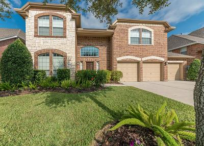 Friendswood Single Family Home For Sale: 4414 Chevy Street