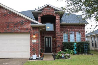 Rosenberg Single Family Home For Sale: 718 Pickett Hill Lane