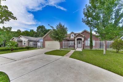 Houston Single Family Home For Sale: 7815 Fondren Road