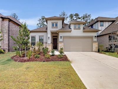 Spring Single Family Home For Sale: 28258 Wooded Mist