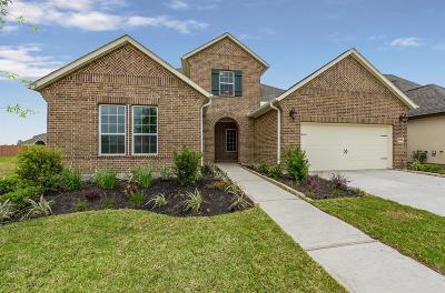 Missouri City Single Family Home For Sale: 2026 Pembrook Place