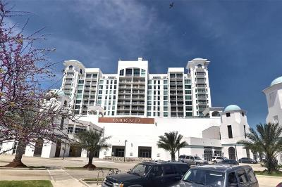 Galveston Mid/High-Rise For Sale: 500 Seawall Boulevard #1007