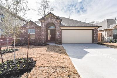 Porter Single Family Home For Sale: 4008 Erlington Bend Trace