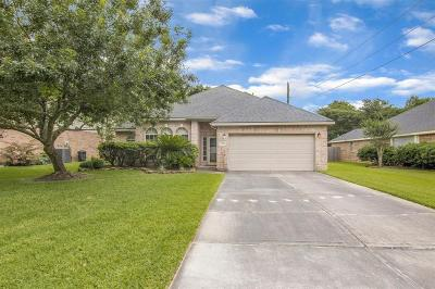 Kingwood Single Family Home For Sale: 19614 Water Point Trail