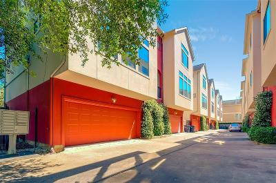 Houston Condo/Townhouse For Sale: 404 Parker Street