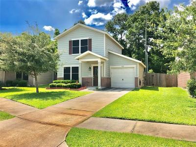 Houston Single Family Home For Sale: 822 Ellerton Lane