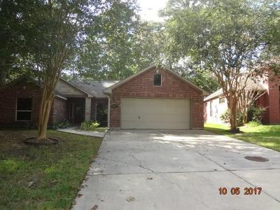 Montgomery Single Family Home For Sale: 3247 Willowbend Road