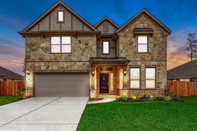 Crosby Single Family Home For Sale: 818 S Galley Drive