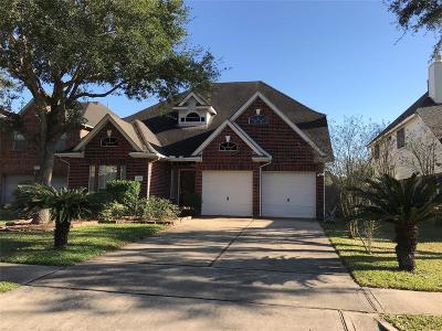 Missouri City Single Family Home For Sale: 3811 Breaker Court