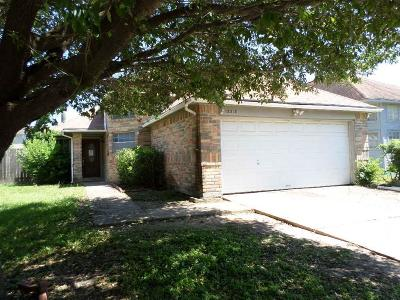 Houston Single Family Home For Sale: 13318 Chaston Drive