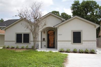 Single Family Home For Sale: 3527 Charleston Street