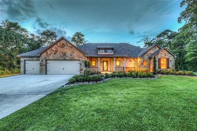 Huffman Single Family Home For Sale: 28606 Riverside Crest Lane