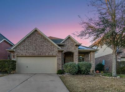 Katy Single Family Home For Sale: 26610 Bellwood Pines Drive
