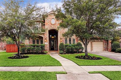 Houston Single Family Home For Sale: 6003 Saratoga Springs Lane