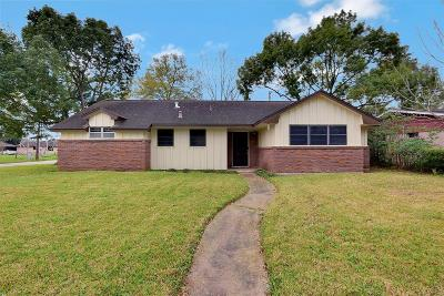Houston Single Family Home For Sale: 7738 Glenvista Street