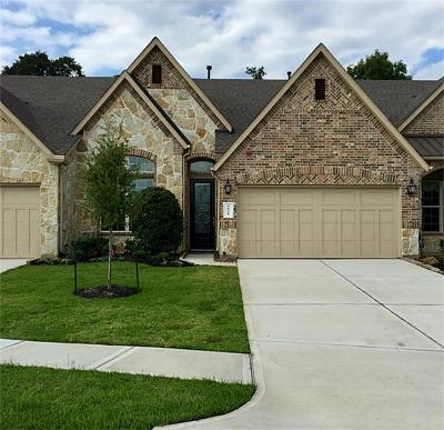 Conroe Condo/Townhouse For Sale: 9018 Meacom Drive