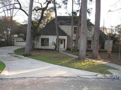 Single Family Home For Sale: 3707 Sunstone Drive