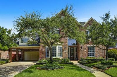 Houston Single Family Home For Sale: 12014 Indigo Cove Lane