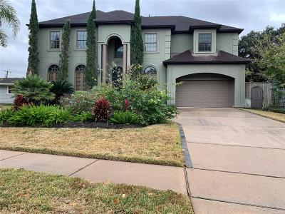 Houston TX Single Family Home For Sale: $1,299,000