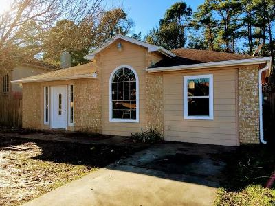 Houston TX Single Family Home For Sale: $89,500