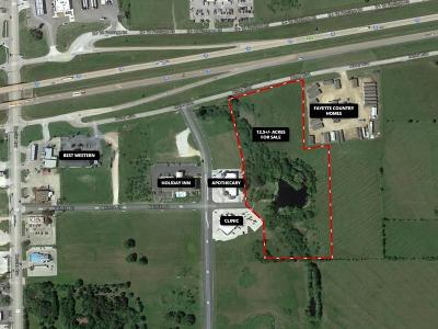 Residential Lots & Land For Sale: 12.5+/- Acres South Interstate 10 Feeder Rd